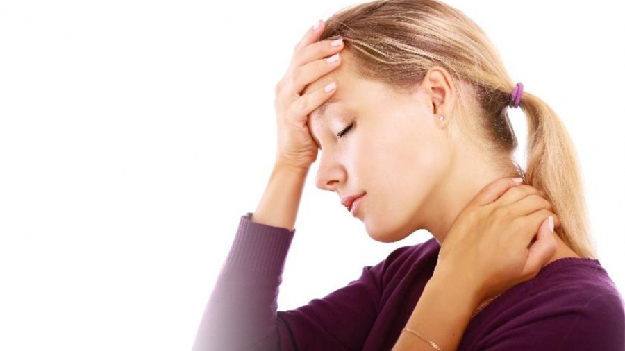 Dizziness from the Neck